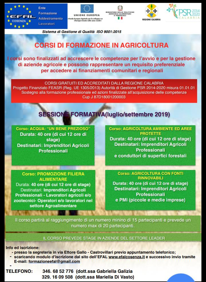 AGRICOLTURA, AMBIENTE ED AREE PROTETTE